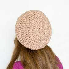 Crochet Beret Pattern Unique 48 Slouchy Beanie Crochet Patterns For Beginners Intermediates