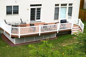 Composite Deck Deck Materials GeoDeck Composite Decking Geodeck - Exterior decking materials