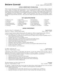 Immigration Paralegal Resume Sample New Download Localblack Info