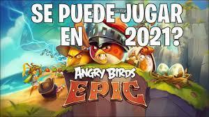 Angry Birds Epic en 2021. Se puede Jugar? - YouTube