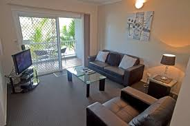 Living In One Room One Bedroom Luxury Apartment