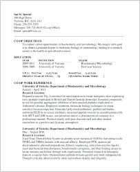Mccombs Resume Format Mccombs Resume Template Microbiologist Resume Template 100 Free Word 69