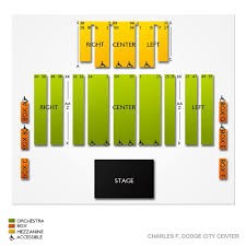 Great Hall At Pembroke Pines City Center Seating Chart Charles F Dodge City Center Tickets