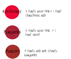 I Couldnt Live Without Sweetsugarbelles Color Chart I