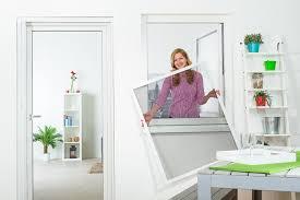 Fliegengitter Fenster Flex Flächenbündig Alurahmen Zuschnitt