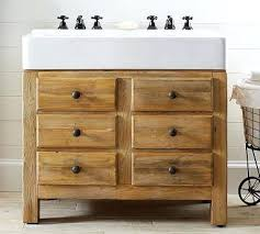 reclaimed bathroom furniture. Distressed Wood Bathroom Cabinet Top Mason Reclaimed Double Sink Console Wax Pine Finish Great Inch Furniture T