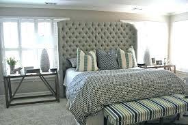 upholstered king bedroom sets. Upholstered King Bedroom Set Size Sets With Headboard