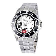disney men s watches for jewelry watches jcpenney disney honor mens mickey mouse stainless steel watch