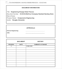 Change Log Template Project Log Template Excel Construction Project ...