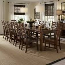 dining room tables with seating for 10. $988 free shipping *sorta matches display cabinets finish. toluca dining room tables with seating for 10