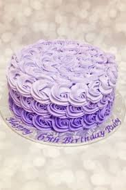 Designer Birthday Cakes In Atlanta Custom Purple Cake By A Little Slice Of Heaven Bakery In