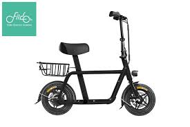 Buy <b>FIIDO Q1 Folding</b> Electric Moped Bike for Just $599.99 from