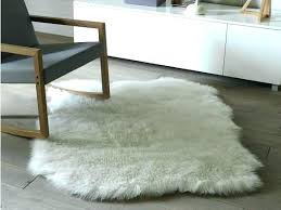 brown faux fur rug chocolate brown faux fur rug 9 best rugs the independent la faux