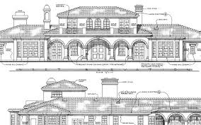 architecture house plans elevation. unique house plans show the exterior design style and provide plenty of detail. architecture elevation i