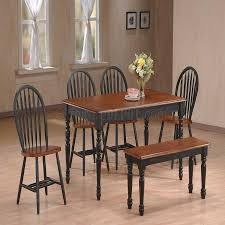cherry dining set 781 strong cherry dining set 781 strong of solid oak dining room