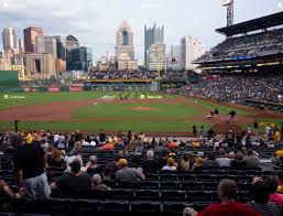 Pnc Park Pirates Seating Chart Pnc Park Section 121 Seat Views Seatgeek