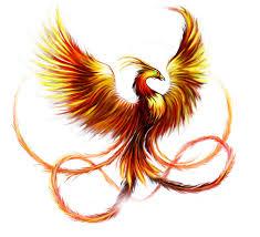 значение тату феникса и жар птицы эскизы 120 фото