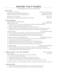 Linkedin Resume Template Gotemplates