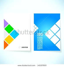 Presentation Cover Sheet Template Report Covers Pages In Red Page ...