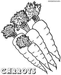 carrot3 carrot coloring pages coloring pages to download and print on coloring page of a carrot