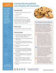 These vegan chocolate chips cookies came out amazing. Chocolate Chip Cookies For Sharing Dreme Family Math