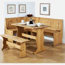 Dining Table With Bench Perfect Kitchen Seating And Chairs