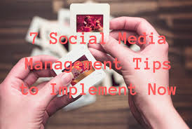 7 Social Media Management Tips to Save Time & Improve Results ...