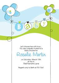 Do It Yourself Baby Shower Invitation Templates Free Baby Shower Invitation Templates