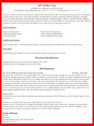 Writing Your First Resume Free Resume Templates 2018