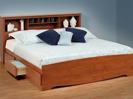 Width Of King Headboard King Size King Bed Frame With Headboard And Footboard Pcd Homes