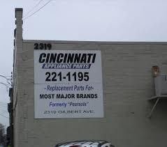 Cincinnati Refrigerator Repair Cincinnati Appliance Parts Appliances Repair 2319 Gilbert