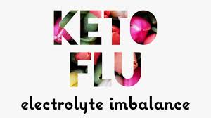 Keto Electrolytes Chart Keto Flu And Electrolyte Imbalance So Important Ketogasm