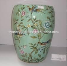 chinese garden stool. Chinese Ceramic Butterflies Garden Stool O