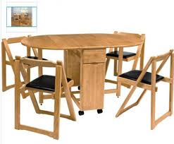 Folding Dining Table With Chairs Dining Table Design Ideas Fold Up Fold Up  Dining Table