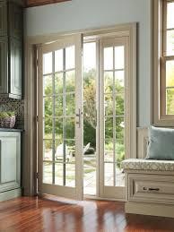 replace sliding door with french doors