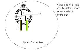 1jz alternator wiring diagram 1jz wiring diagrams online alternator wiring archive