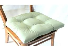 office chair cushion replacement cushions pads dining seat outdoor patio sunbrella