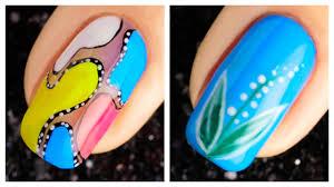 simple nail art design 2019 pilation cute nails art ideas for beginners 2