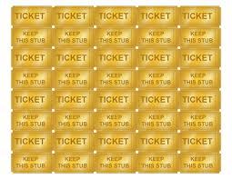 printable golden ticket templates blank golden tickets printable golden ticket templates
