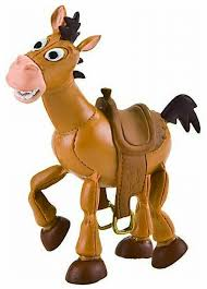 <b>Фигурка Bullyland</b> Toy Story Конь Балси 12763 — купить по ...