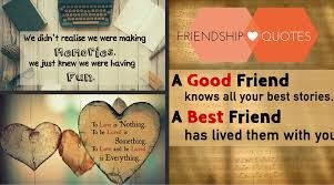 Beautiful Quotes On Friendship And Love