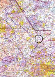 Caa England South Chart Location Bedford Aerodrome