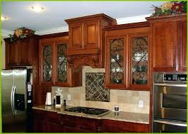 cabinet glass replacement kitchen cabinet glass doors