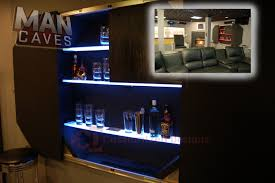 Floating Bar Shelves With Lights Led Bar Shelves Blog Page 3 Of 5 Customized Designs