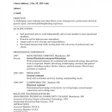 elevator resume sample elevator maintenance technician resume job description installer