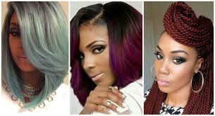 New Hair Style For Black Woman 2017 Hairstyles For Black And African American Women Youtube 1201 by wearticles.com