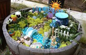 Small Picture Build Nice Fairy Garden Ideas Landscaping