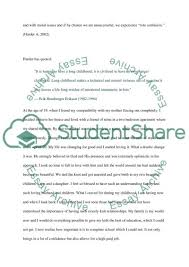 self reflective essay tittle page is the journey of my life  self reflective essay tittle page is the journey of my life essay example