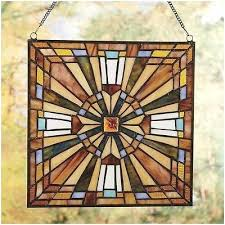 decorative stained glass window panels faux stained glass window panels astonishing new no glue window cling static cling decorative home ideas design