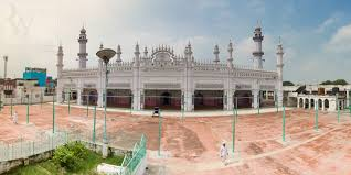 uttar pradesh robin wyatt vision travel photographer tourism uttar pradesh moradabad jama masjid panorama 25528 31 muslims and metalworkers
